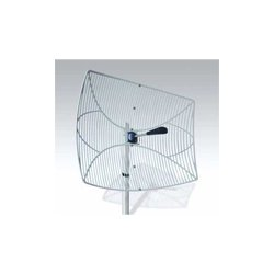 MTI Wireless Edge - MT-386001/N - MTI 26dBi Grid Directional Subscriber Antenna with N-type Female Connector, 3.3-3.8GHz Frequency range, 3'. Must be ordered in bundles of 5. Mounting Kit is included