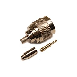 Wincomm - WR178C-M - N/Male Connector for RG178 coaxial cable, Sale price while supplies last
