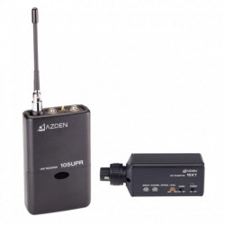 Azden - 105XT - Azden 105XT 105 SERIES UHF WIRELESS Microphone System