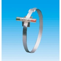 3M - 130/30 - 3M 130-30 Grafoplast Standard Longitudinal Sleeve for Cable Tie; 1.18