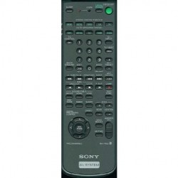 Sony - 147362911 - Sony RM-P362 Remote Control - Audio/Video