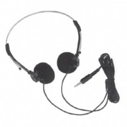 Calrad - 15-143 - Calrad Electronics 15-143 DYNAMIC STEREO HEADPHONE