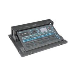SKB Cases - 1RMQU32-DHW - SKB 1RMQU32-DHW Roto-molded Allen Heath QU32 Mixer Case w/ wheels