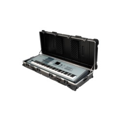 SKB Cases - 1SKB-6118W - SKB 1SKB-6118W ATA 88 Note Large Keyboard Case