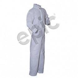 Tians - 215883-2xl - Epic 215883-2xl Coveralls, White Med. Wt. Spp, Collar, Ew, Eb, 25/case