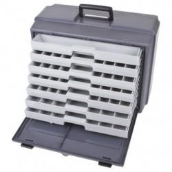 Flambeau - 2277-2 - Flambeau 2277-2 7 Drawer Cabinet Box 19-1-2 x 10-3-8 x 15 (exterior)