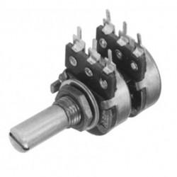 Calrad - 25-396 - Calrad Electronics 25-396 Dual Volume Control 10K Audio Taper