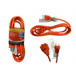 Family Maid - 32745 - Family Maid Ext Cord Outdoor 9ft 2prong