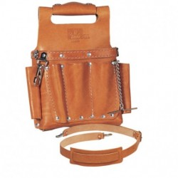 IDEAL Electrical / IDEAL Industries - 35-950 - Ideal 35-950 Tuff-Tote-#153; Tool Pouch with Shoulder Strap Premium L