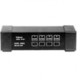 Calrad - 40-641 - Calrad Electronics 40-641 Stereo Audio-Video Selector