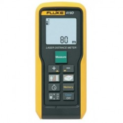 Fluke - FLU419D - Fluke FLU419D Laser Distance Meter