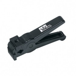 IDEAL Electrical / IDEAL Industries - 45-520 - Cable Stripping Tool for Coaxial Cables, Adjustable, Two Step, 6mm Capacity