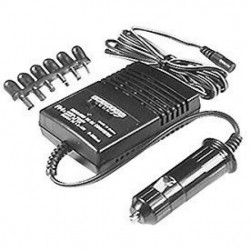Calrad - 45-748 - Calrad 45-748 500mA Vehicle to Variable Voltage DC Output Adapter