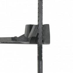 Gardner Bender - 46-310UVBM - GB 46-310UVBM DoubleLock Nylon 6/6 Cable Tie, 11 Length, 3 Max