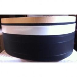 Vanco - 50112B-50 - Vanco International 50112B-50 EZ HIDEWIRE Black Wire Organization