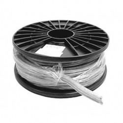 Calrad - 55-845-100 - Calrad 55-845-100 2Conductor Ultraflex Speaker Wire, 10Awg 100Ft. Long