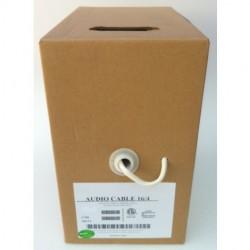 Avb Cable - 5e04ur-black - Avb Solid 350 Mhz Utp Cable Cmr Type 24 Awg X 4 Pair Cat 5e Pvc Blac