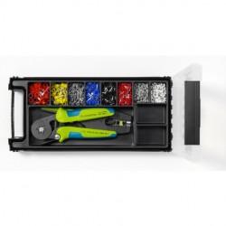 Rennsteig Tools - 610 902 - Rennsteig 610 902 Ferrule processing Set - HCS