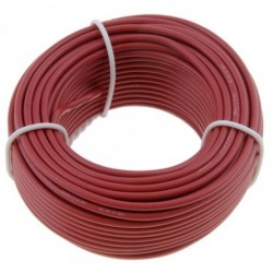 Accele Electronics - 618PRED - Accele 618PRED Domestic Grade Primary Wire 18 Awg Red Sold - 500' Sp