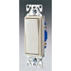 Cooper Wiring Devices - 7504GY-BOX - Cooper Wiring Devices 7504GY-BOX Switch Decorator 4Way 15A 120/277V GY