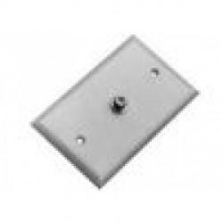 Calrad - 75-493-WH-2 - White TV Wall Plate