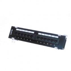 Eclipse Tools - 7PMV12T-K11-CEC/BK - Eclipse Tools 7PMV12T-K11-CEC-BK Patch Panel CAT5e 12 Port Vertical