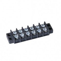 IDEAL Electrical / IDEAL Industries - 89-204 - Ideal 89-204 Terminal Strip, 22 to 10 AWG, 4 Circuits, 30 Amp, 600 Volt