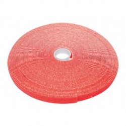 Eclipse Tools - 902-386 - Eclipse Tools 902-386 3/4 Wide Hook Loop Tape - Red (50 ft)