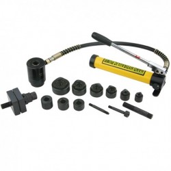 Eclipse Tools - 902-545 - Eclipse Tools 902-545 Hydraulic Knockout Punch Set