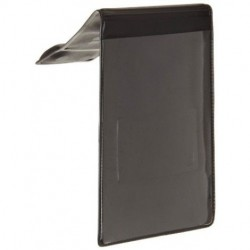 Brady - 95066-10PK - Brady 95066-10PK Vertical Magnetic Badge Holder, 2-3/8 W x 3-3/8 H, 10 per Zack Pack