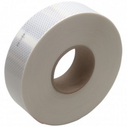 "3M - 973-10-WHITE-4""X50YD - 3M 973-10-White-4x50yd Conspicuity Tape 4 x 50 yd"