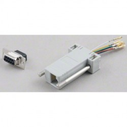 Pan Pacific - AD-9FT8-G1 - Pan Pacific AD-9FT8-G1 Adapter DB9 Female To RJ45