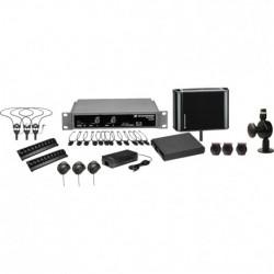 Sennheiser - ADA12500SINGLE - Sennheiser 2.3 MHz single channel infrared system package for ADA comp