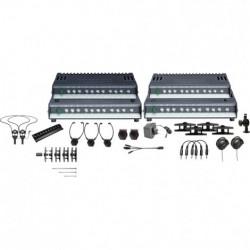 Sennheiser - ADA3000SINGLE - Sennheiser 2.3 MHz single channel infrared package for ADA compliance.