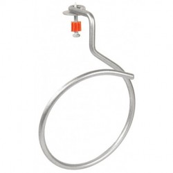Garvin Industries - BR-400-SSC - Garvin BR-400-SSC 4 Cable Loop Bridle Ring (25 per Zack Pack)