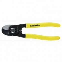 Southwire - CCP6D - Southwire Tools CCP6D 6-1/2 Cable Cutting Shears w/ Dipped Handles