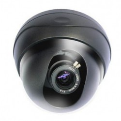 COP-USA - CD35H - 1-3 Sony Super HAD CCD Color Dome Camera 3.5-8 mm Lens