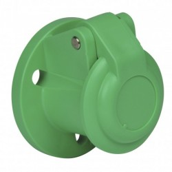Marinco Power Products - CLM3R-E - Marinco CLM3R-E Mini Cam NEMA 3R Enclosure (150A) - Green (E)