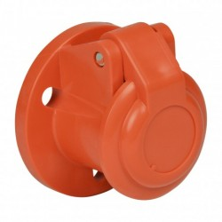 Marinco Power Products - CLM3R-G - Marinco CLM3R-G Mini Cam NEMA 3R Enclosure (150A) - Orange (G)