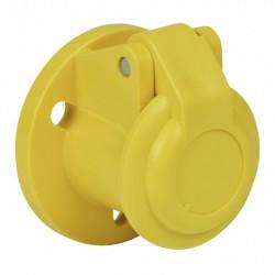Marinco Power Products - CLM3R-H - Marinco CLM3R-H Mini Cam NEMA 3R Enclosure (150A) - Yellow (H)