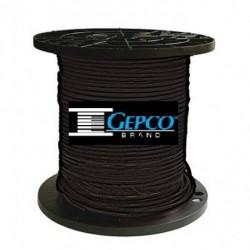 Gepco - Ct504/sdmp-01 - Gepco Ct504/sdmp-01 Digi Media C5e Cmp Black, 1000' Reel