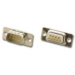 Pan Pacific - DS9P - Pan Pacific DS9P 9-Pin D-Sub Male Solder Type Connector