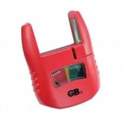 Gardner Bender - GBT-3502 - Battery Tester- D- C- Aaa- Aa- 9v