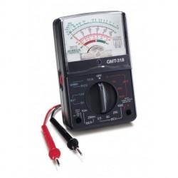 Gardner Bender - GMT-318 - GB GMT-318 Analog Multimeter, 6 Funct, 14 Range, Tests AC/DC Volt