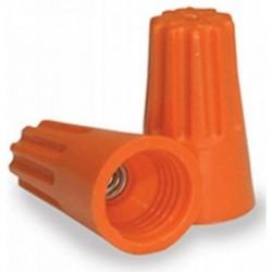 3M - H-31-BIN - 3M H-31-BIN Wire Connector Orange 18-14 AWG Sold 100- Bag