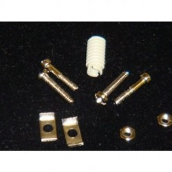 Pan Pacific - H-SET-25-C/S - Pan Pacific H-SET-25-C-S - D-Sub Hood Hardware