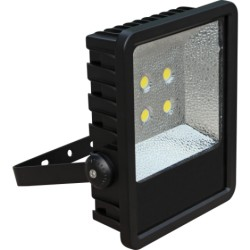 Orbit - Lfl4-160w-sf - Orbit Lfl4-160w-sf Led Flood Light Compact W/ Slp Ftr 160w 120~277v 5000k Cool White-bronze