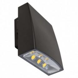 Orbit - LWP24-80W - Orbit LWP24-80W SLIM LED WALLPACK 80W 120~277 5000K Cool White -Bronze