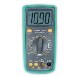 Eclipse Tools - MT1270 - Multimeter, Digital