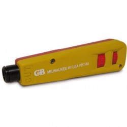 Gardner Bender - PDT-110 - GB PDT-110 Type-110 Telephone Terminal Punch-Down Tool with Blade